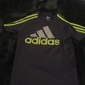Adidas size small youth t shirt